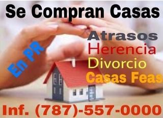 Compramos Casas (Propiedades) en Puerto Rico