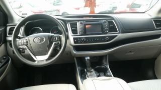 Toyota Highlander LE Azul 2015
