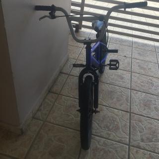 Bicicleta de bmx