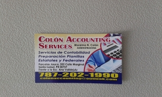 Colon Accounting Service
