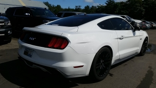 Ford Mustang GT Blanco 2016