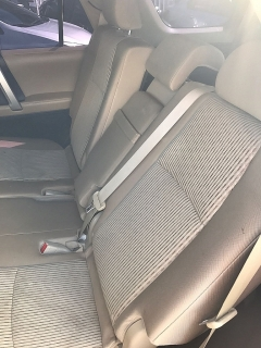 Toyota 4Runner Aut tres filas de asiento