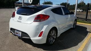 Hyundai Veloster Blanco 2016