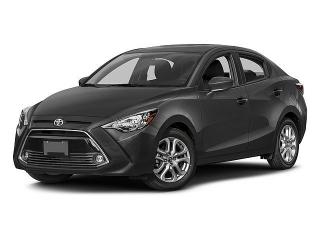 Toyota Yaris Ia Sedan Gray 2017