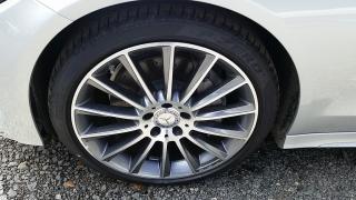 Mercedes-Benz C-Class C300 Iridium Silver Metallic 2017
