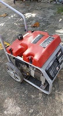 Generador Electrico de Gasolina