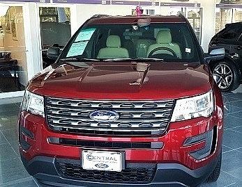 2016 Ford Explorer XL