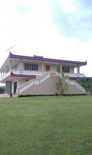 Hermosa casa con terreno
