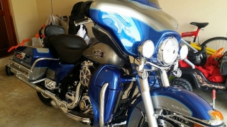 Harley Davidson Ultra Classic 2009