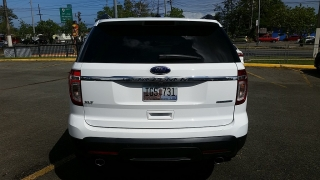 Ford Explorer XLT Blanco 2014