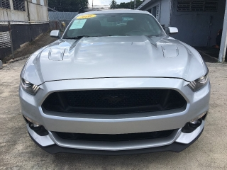 FORD MUSTANG GT 5.0 2016 SUPER NUEVO