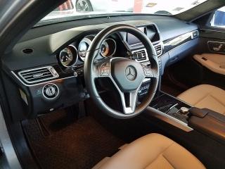 Mercedes Benz E550 2014