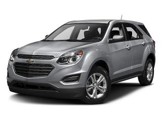 Chevrolet Equinox LS Plateado 2017