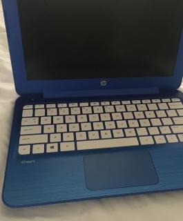HP stream laptop