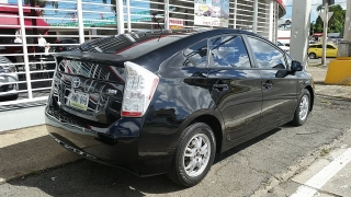 Toyota Prius IV Negro 2010