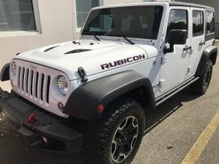 Jeep Wrangler Rubicon 2015