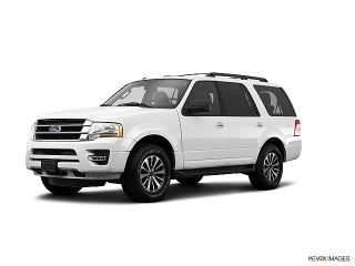 Ford Expedition Xlt White 2015