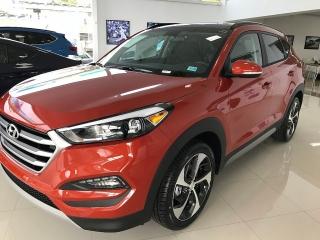 Hyundai Tucson 2017 Sport