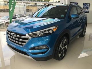 Hyundai Tucson 2017 Limited