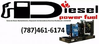Venta de Diesel,  Mantenimiento y Reparacion de Plantas Electricas Diesel