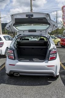 Chevrolet Sonic Hatchback LT Blanco 2017