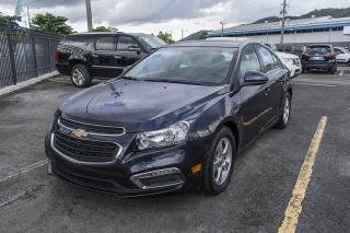 Chevrolet Cruze Lt Blue 2015