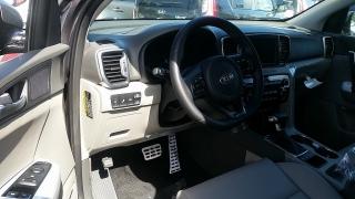 Kia Sportage SX Turbo Gris 2017