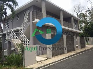 Genera ingresos de rentas, Casa multifamiliar en San Antonio, Trujillo Alto