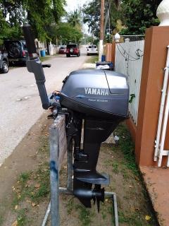 9.9 yamaha four stroke