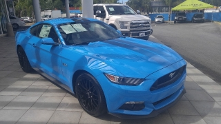 2017 FORD MUSTANG GT PERFORMANCE