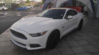 Ford Mustang GT Premium package