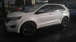 Ford Edge Sport Ecoboost AWD