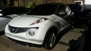 Nissan Juke SV Blanco 2014