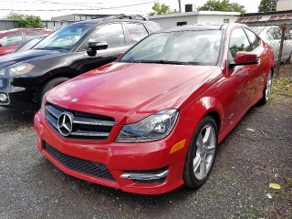 Mercedes Benz Coupe 250 Coupe 2015
