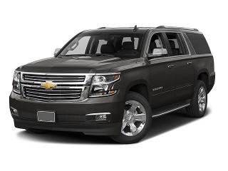 Chevrolet Suburban Premier Negro 2017