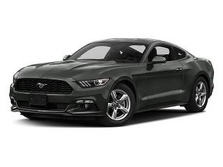 Ford Mustang V6 Plateado 2017