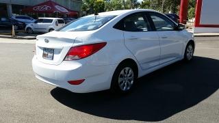Hyundai Accent GL Blanco 2016