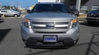 Ford Explorer XLT Plateado 2011