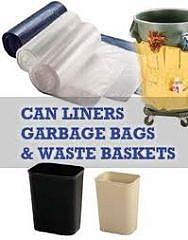 BOLSAS PLASTICAS (CAN LINERS)