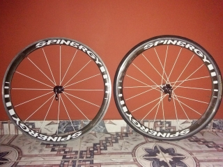 Camiones Road  bike spinergy