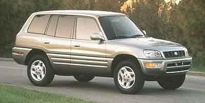 Toyota Rav4 4dr At 2000