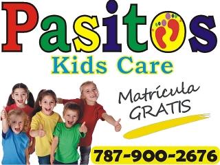 Pasitos Kids Care Cuido y Pre-Escolar-Carolina