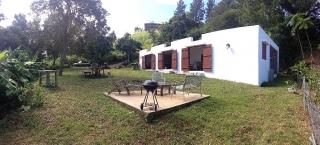 Casa de campo con vista panorámica