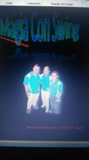 Grupo MAGIA CON SWING
