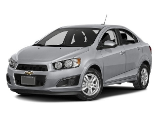 Chevrolet Sonic LS Negro 2016