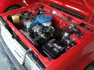 Nissan Sentra 1986