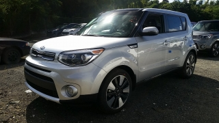 Kia Soul Player Plateado 2017