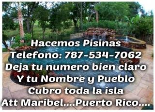 Cotizacion gratis en toda la isla. Rapidez, Calidad y profesionalismo  deja tu nombre y pueblo y telefono bien claro para llamarte 787-534-7062 Maribel.