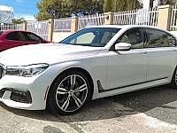 BMW 740I 2016
