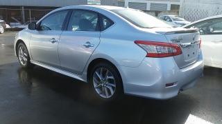 Nissan Sentra SR Plateado 2014